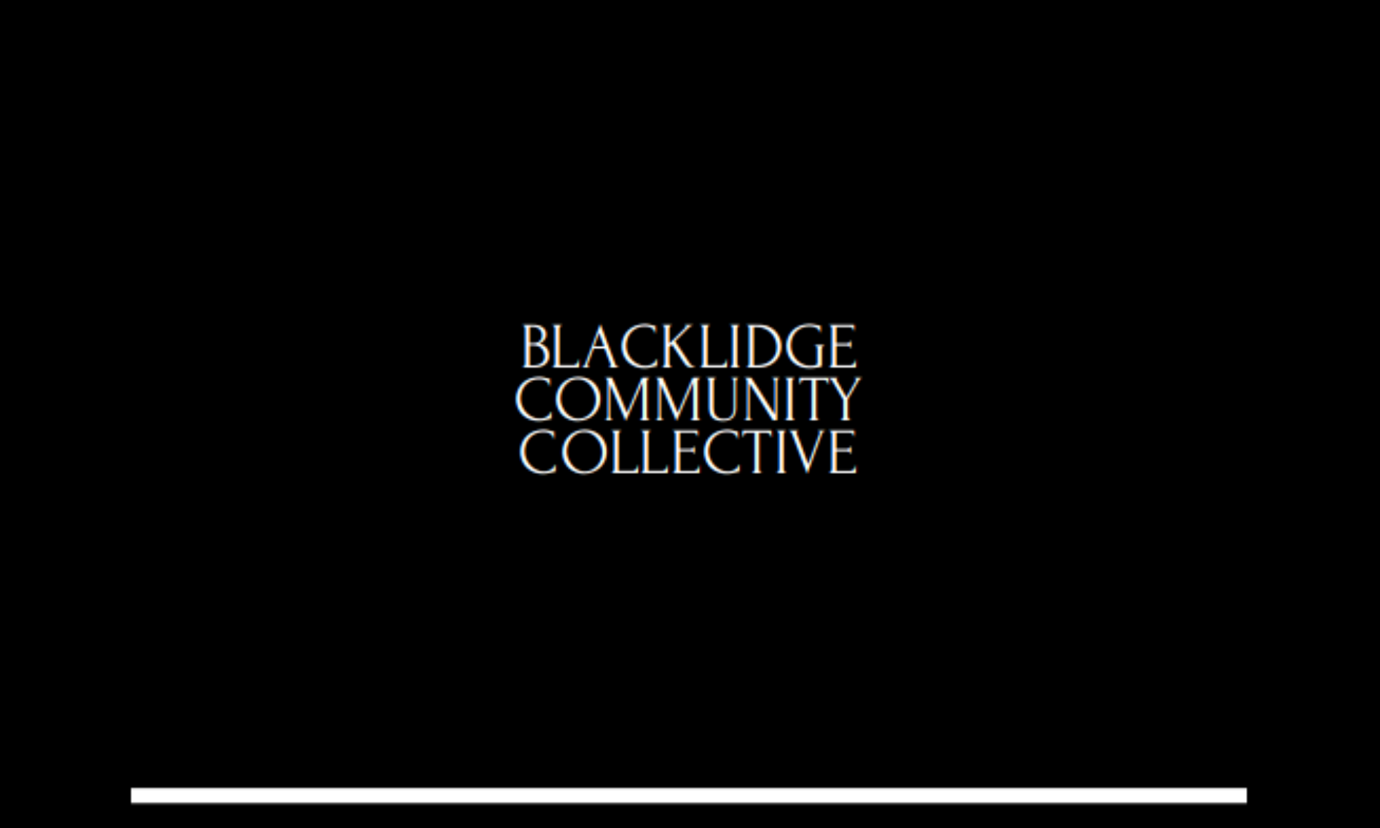 Blacklidge Community Collective
